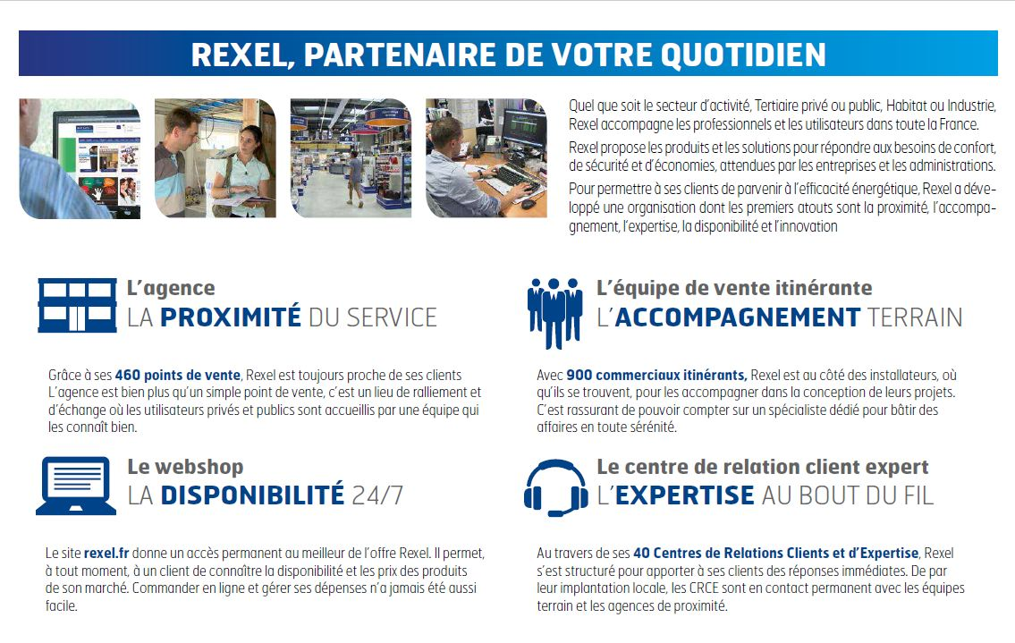 rexel france sas